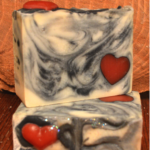 Be Still My Heart Soap