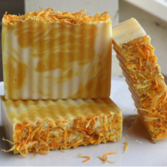 Sweet Orange and Tea Tree Soap