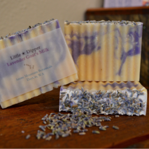 Little Dipper Lavender Goat's Milk Soap Bar