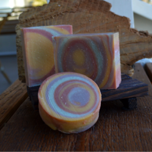 Painted Desert Soap Bar