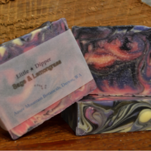 Little Dipper Sage & Lemongrass Goat's Milk Soap