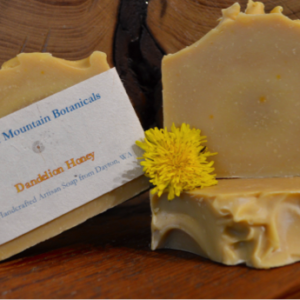 Dandelion Honey Soap