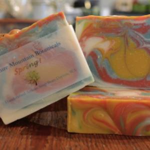 Spring! Soap