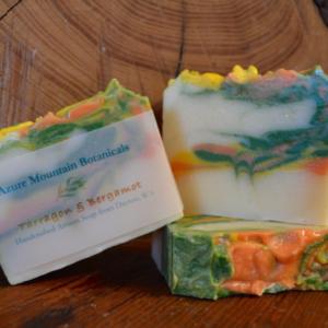 Tarragon & Bergamot Soap
