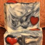 Be Still My Heart Soap
