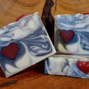 Be Still My Heart Soap Bar