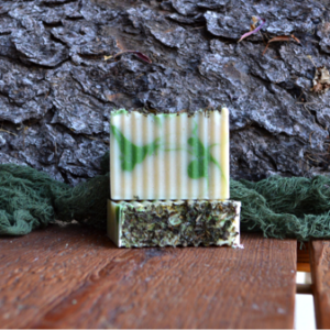 Cucumber Borage Soap Bar