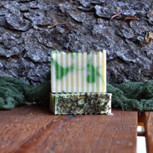Cucumber Borage Soap Bar