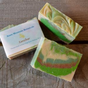 Zanzibar Soap