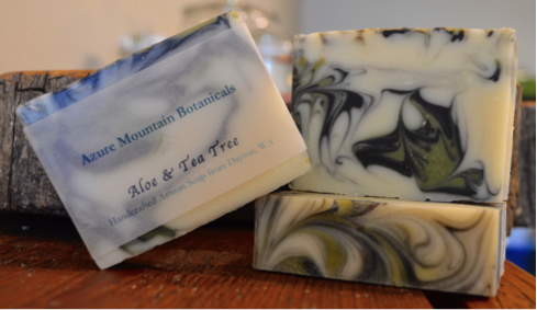 Aloe & Tea Tree Soap